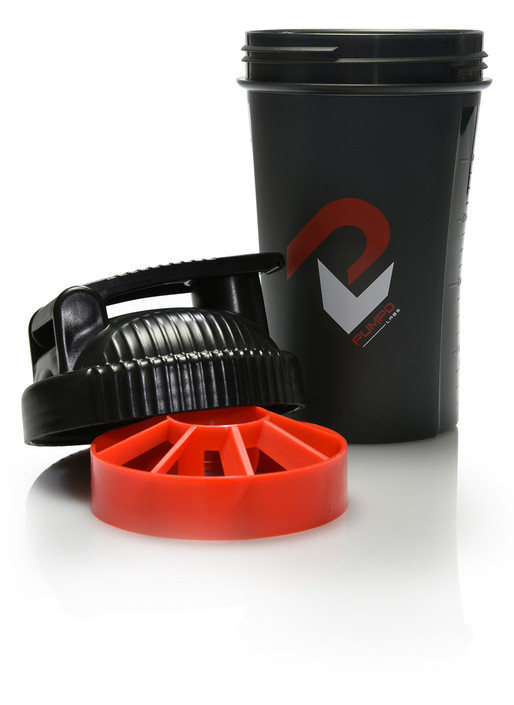 PUMP'D LABS Shaker Bottle