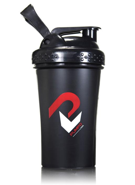 PUMP'D LABS Shaker Bottle