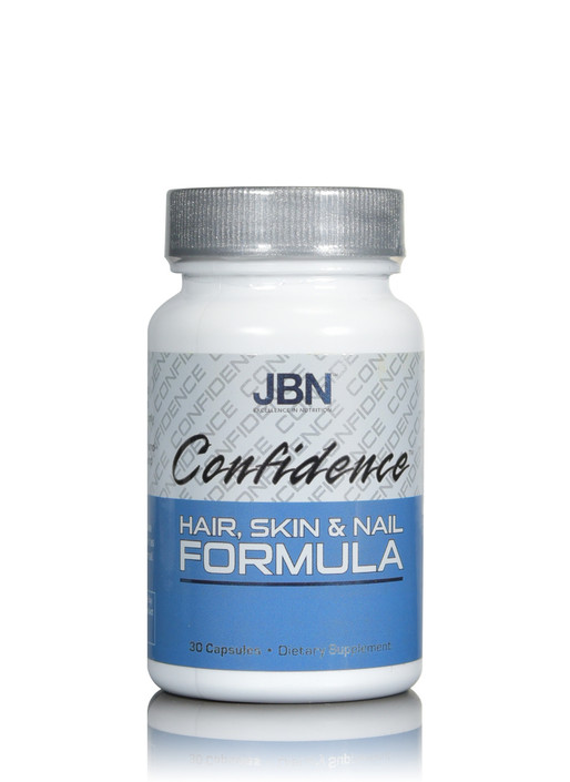 Confidence Hair, Skin, & Nails Formula - 30 Servings