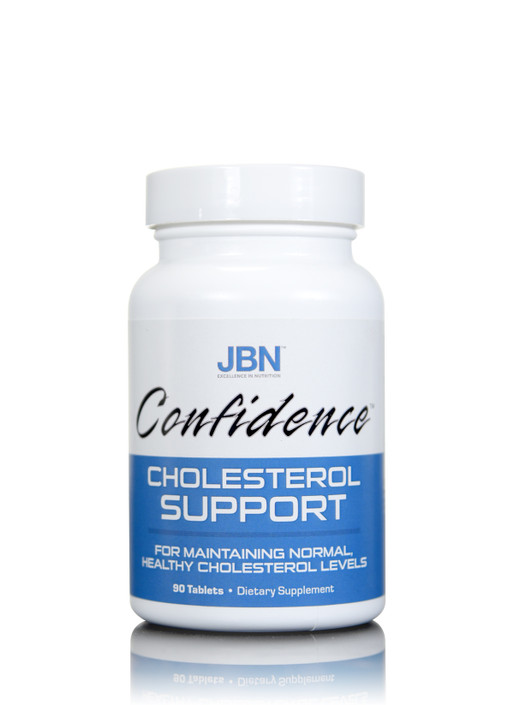 Confidence Cholesterol Support - 30 Servings