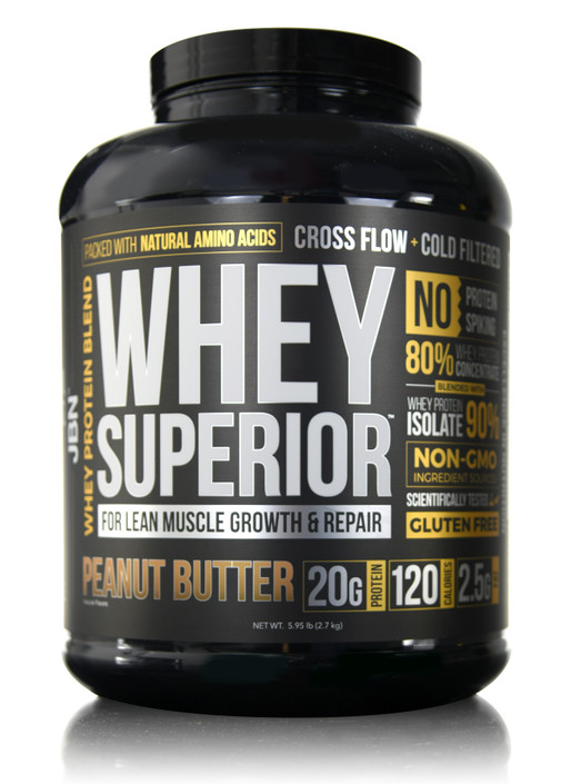 Whey Superior™ 90 Servings - Flash Sale!