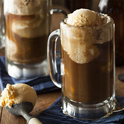 Root Beer Float Protein Shake