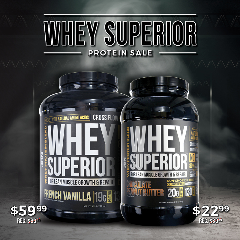 Whey Superior Sale