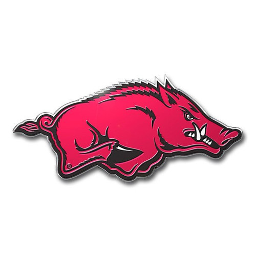 One Size One Color ProMark NCAA Arkansas Bling Emblem