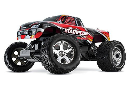 Ready-To-Race Traxxas 37054-1 Rustler: Stadium Truck Colors May Vary 1//10 Scale