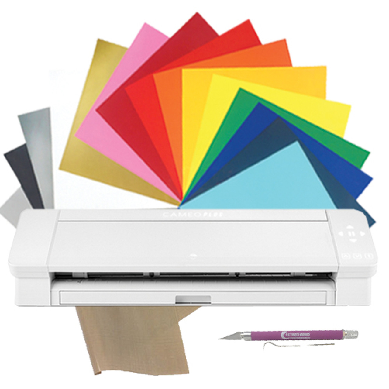 """Silhouette Cameo 4 Plus 15"""" EasyWeed Bundle 