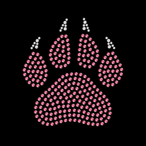 Small Paw Claw Pink
