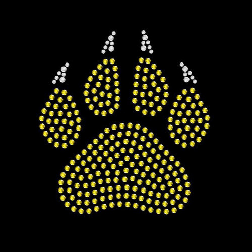 Small Paw Claw Yellow
