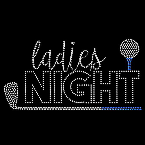 Ladies Night Blue