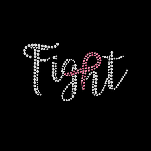 Fight Ribbon Pink - 5 Pack