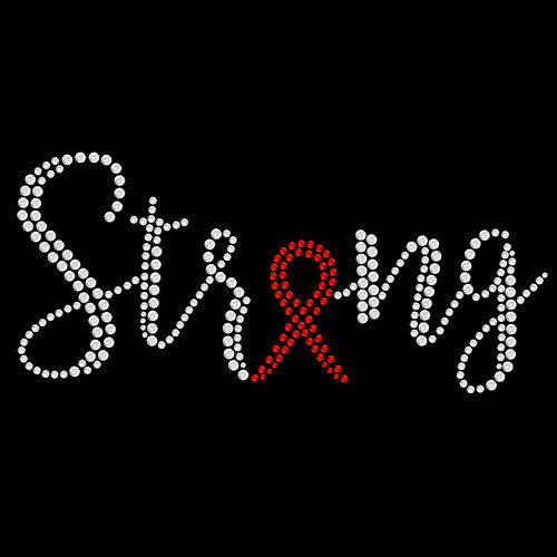 Strong Ribbon Red