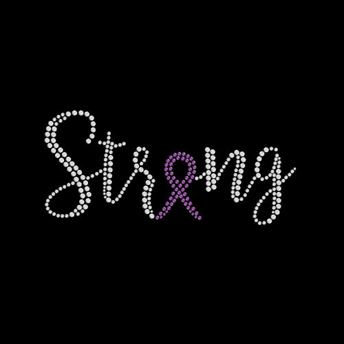 Strong Ribbon Purple - 5 Pack