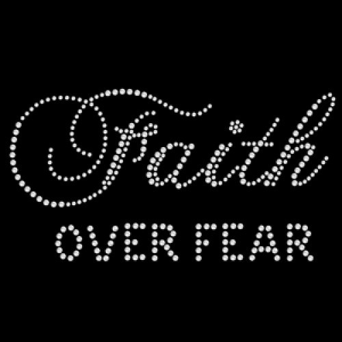 Faith Over Fear - 5 Pack