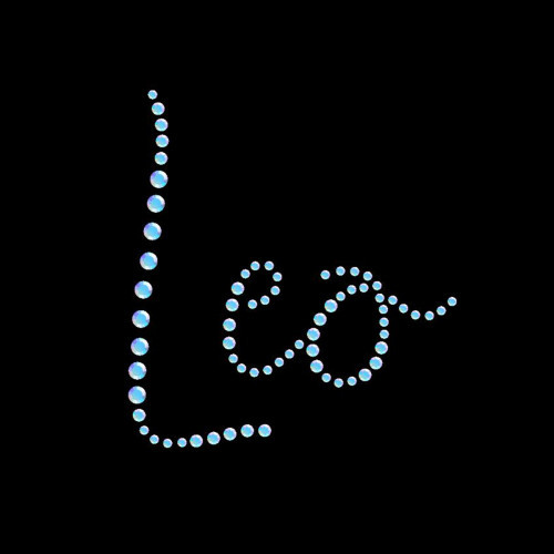 Leo Text - 5 Pack