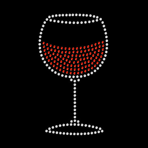Red Wine Glass_5in
