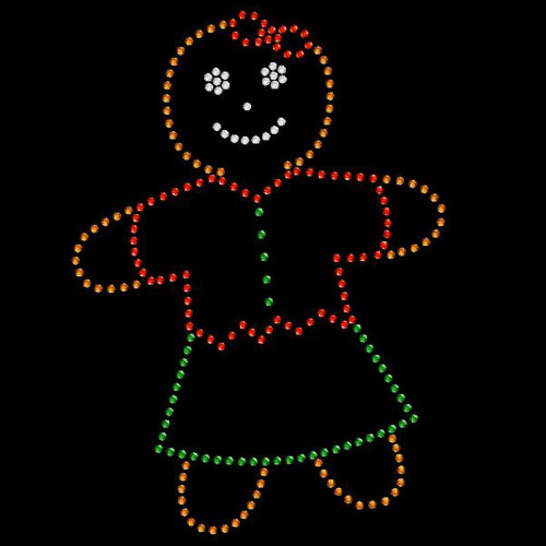 Gingerbread Woman - 5 Pack