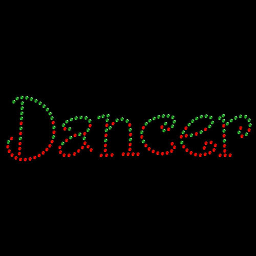 Dancer_Colored - 5 Pack