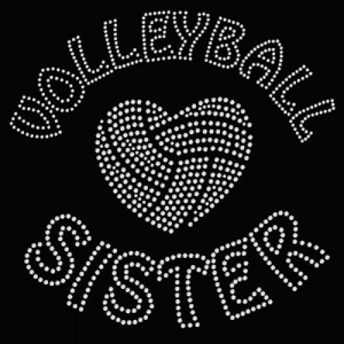 Volleyball Sister