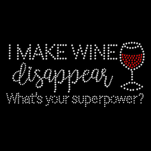 Wine Disappear
