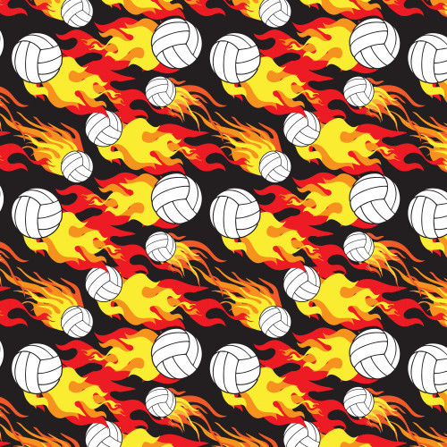 Flame Volleyball PSV