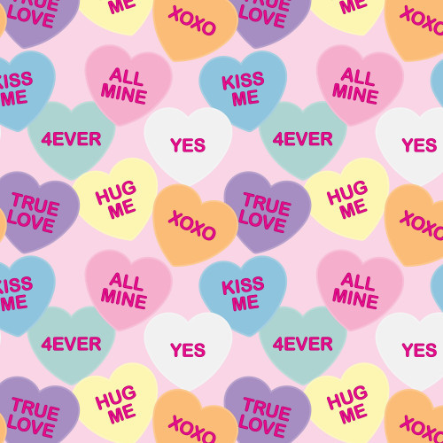 Candy Hearts PSV