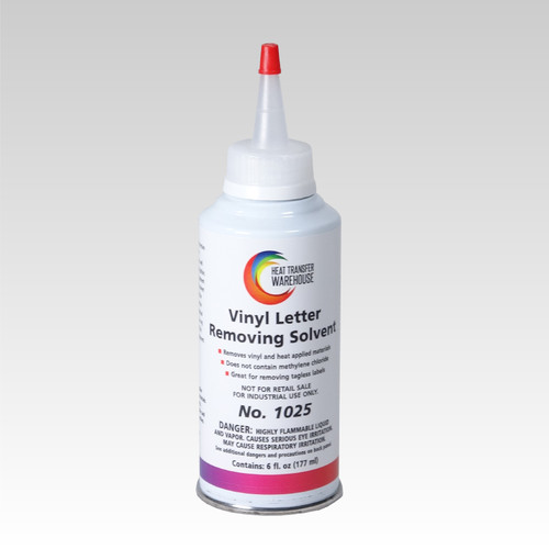 Heat Transfer Vinyl Remover 6 oz