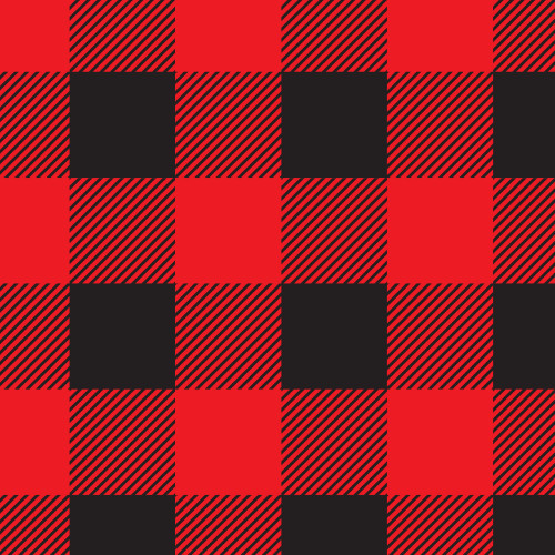"Buffalo Plaid 1"" HTV"