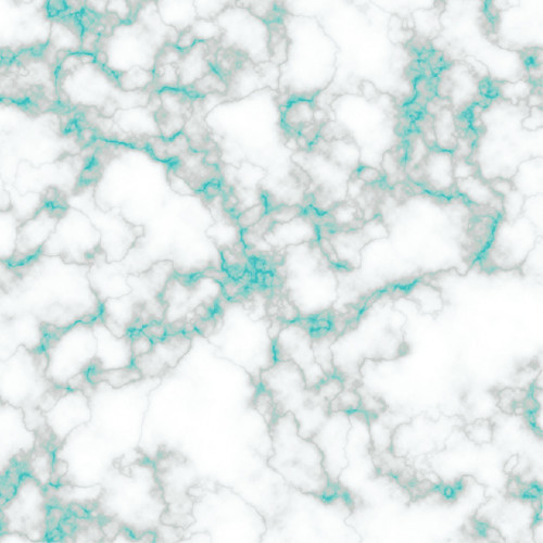 Teal Marble HTV