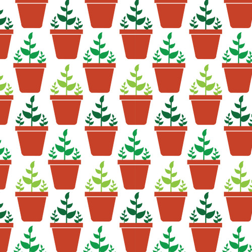 Potted Plants HTV