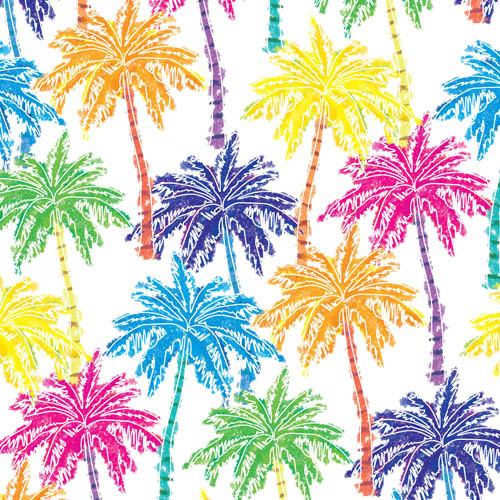 Bright Palm Trees HTV