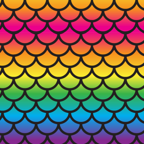 Rainbow Fish Scales PSV