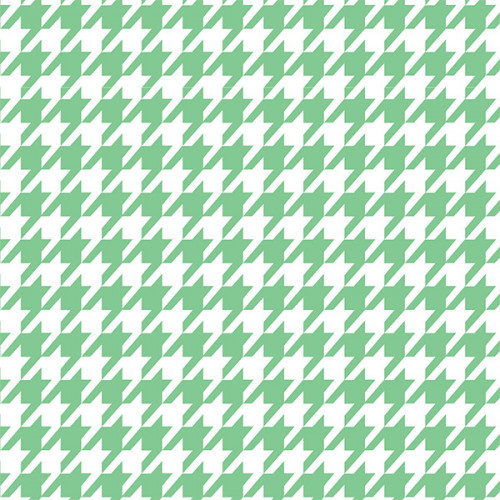 Houndstooth Mint PSV
