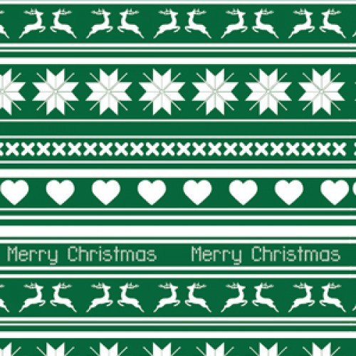 Ugly Sweater Green PSV