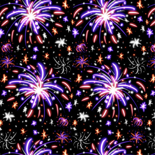 Neon Light Fireworks PSV