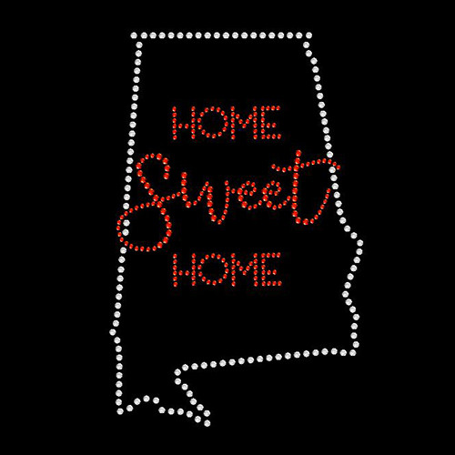 Alabama Home Sweet Home