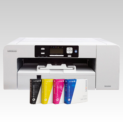 Sawgrass Sublimation Printer SG1000 with Starter Install Kit