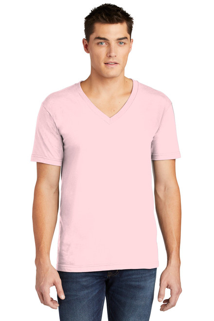 American Apparel ® Fine Jersey V-Neck T-Shirt