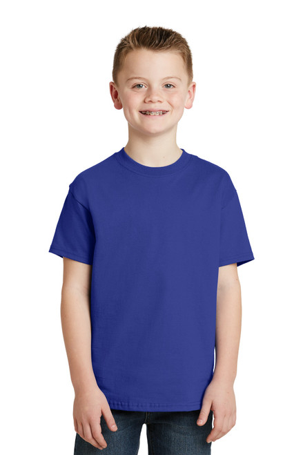 Hanes® - Youth Tagless® 100% Cotton T-Shirt