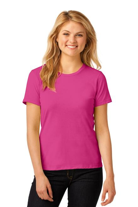 Anvil® Ladies 100% Combed Ring Spun Cotton T-Shirt