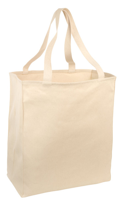 Port Authority® Over-the-Shoulder Grocery Tote