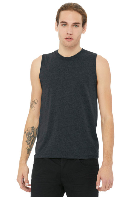 BELLA+CANVAS ® Unisex Jersey Muscle Tank