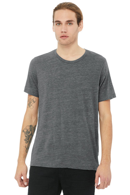 BELLA+CANVAS ® Unisex Poly-Cotton Short Sleeve Tee