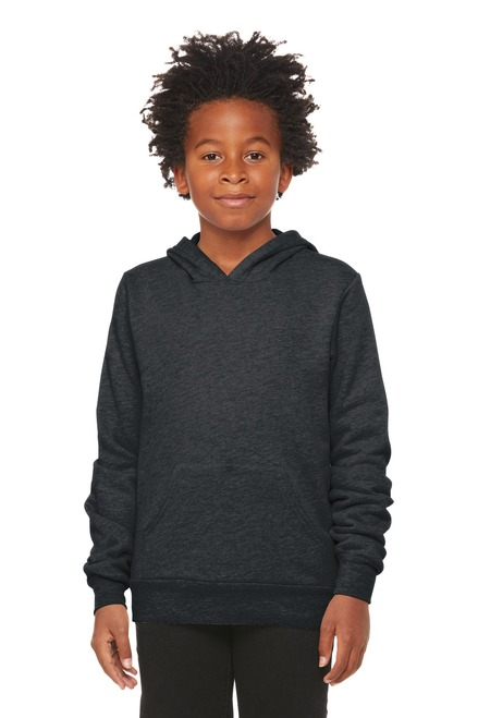 BELLA+CANVAS ® Youth Sponge Fleece Pullover Hoodie