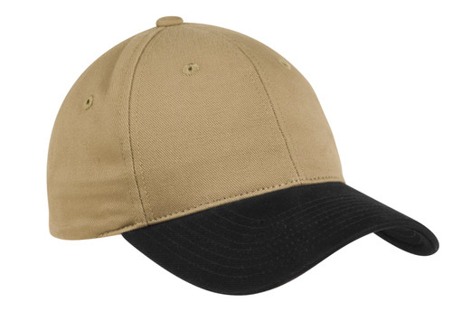 Port Authority® Two-Tone Brushed Twill Cap