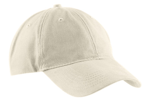 Port & Company® Brushed Twill Low Profile Cap