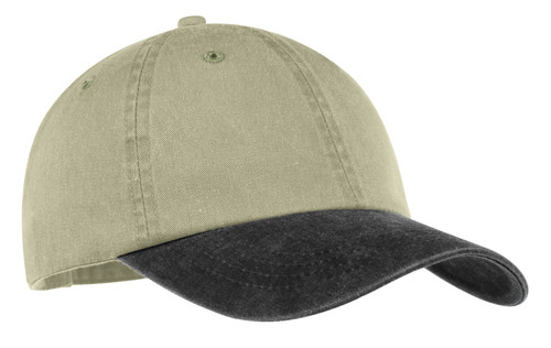 Port & Company® -Two-Tone Pigment-Dyed Cap