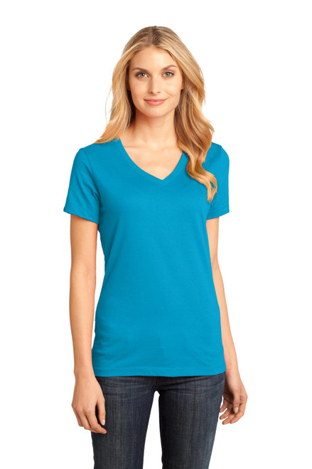District® - Women's Perfect Weight® V-Neck Tee