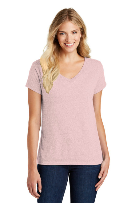 District® Women's Perfect Blend® V-Neck Tee