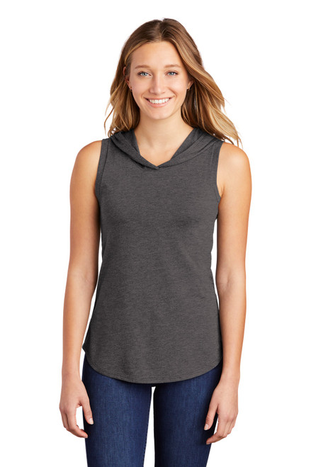 District ® Women's Perfect Tri ® Sleeveless Hoodie