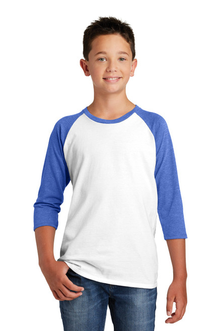 District ® Youth Very Important Tee ® 3/4-Sleeve